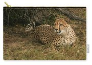 Alert Cheetah Carry-all Pouch