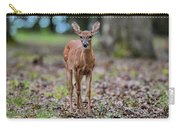 Alert Fawn Deer In Shiloh National Military Park Tennessee Carry-all Pouch
