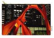 Alexander Calder's Flamingo Carry-all Pouch
