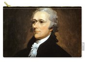 Alexander Hamilton Carry-all Pouch by War Is Hell Store