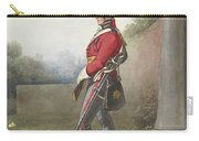Alexander Ivanovitch Sauerweid 1783-1844 British Army. Private, Life Guards. About 1816 Carry-all Pouch