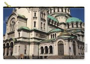 Alexander Nevsky Cathedral Carry-all Pouch