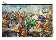 Alexander The Great At The Battle Of Issus  Carry-all Pouch