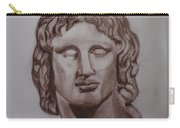 Alexander The Great Carry-all Pouch