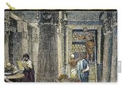 Alexandria: Library Carry-all Pouch