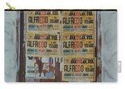 Alfredo, Alfredo Carry-all Pouch