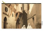 Algeria: Street Scene, C1899 Carry-all Pouch