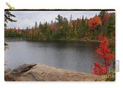 Algonquin Provincial Park Ontario Carry-all Pouch