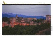 Alhambra Granada Dusk Carry-all Pouch