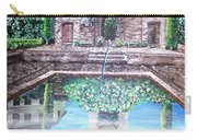 Alhambra Spain Reflections Carry-all Pouch