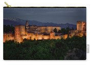 Alhambra Sunset Carry-all Pouch