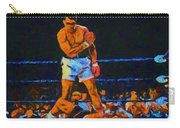 Ali Over Liston Carry-all Pouch