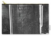 Alice Adams Carry-all Pouch