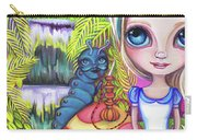 Alice And Absolem Carry-all Pouch