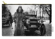 Alice Huyler Ramsey, American Carry-all Pouch