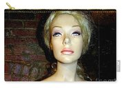 Alice In Alley Carry-all Pouch