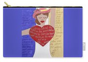 Alice Paul Carry-all Pouch