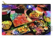 Alien Food Delicacies Carry-all Pouch
