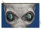 Alien From Space Carry-all Pouch