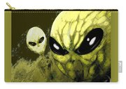 Alien Invasion Carry-all Pouch