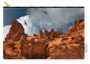 Alien Landscape Valley Of Fire Carry-all Pouch