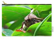 Alien Moth Carry-all Pouch
