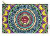 Alien Prayer Circle Carry-all Pouch