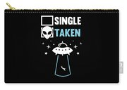Alien Ufo Single Gift Carry-all Pouch