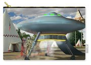 Alien Vacation - Gasoline Stop Carry-all Pouch