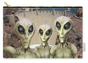Alien Vacation - Hoover Dam Carry-all Pouch