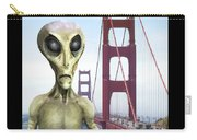 Alien Vacation - San Francisco Carry-all Pouch