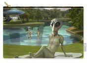 Alien Vacation - St. Louis Carry-all Pouch