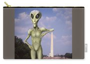 Alien Vacation - Washington D C Carry-all Pouch