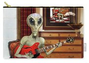 Alien Vacation - We Roll With Jazz Carry-all Pouch