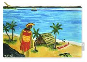 Alihi Hawaiian For Chief #57 Carry-all Pouch