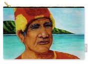 Alihi Hawaiian Name For Chief #295 Carry-all Pouch