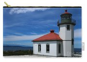 Alki Point Light Carry-all Pouch