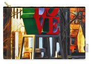 All About Love Carry-all Pouch