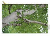 All About Trees Carry-all Pouch