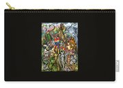 All Creatures Great Small Carry-all Pouch