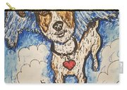 All Dogs Go To Heaven Carry-all Pouch