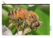 All In, Apis Mellifera Carry-all Pouch
