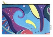 All In The Game Carry-all Pouch by Helena Tiainen