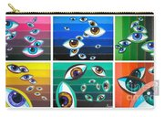 All Pictures With Eyes Carry-all Pouch