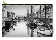 All Quiet In Nyhavn Carry-all Pouch