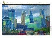 All Roads Lead To Minneapolis Carry-all Pouch