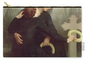 All Saints Day Carry-all Pouch by William Adolphe Bouguereau