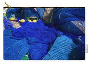 All The Blue Of The Sea Carry-all Pouch