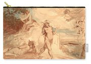 Allegorical Subject Carry-all Pouch