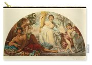 Allegory Of Agriculture Carry-all Pouch